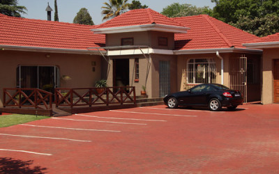 Corporate Accommodation Vaal Triangle